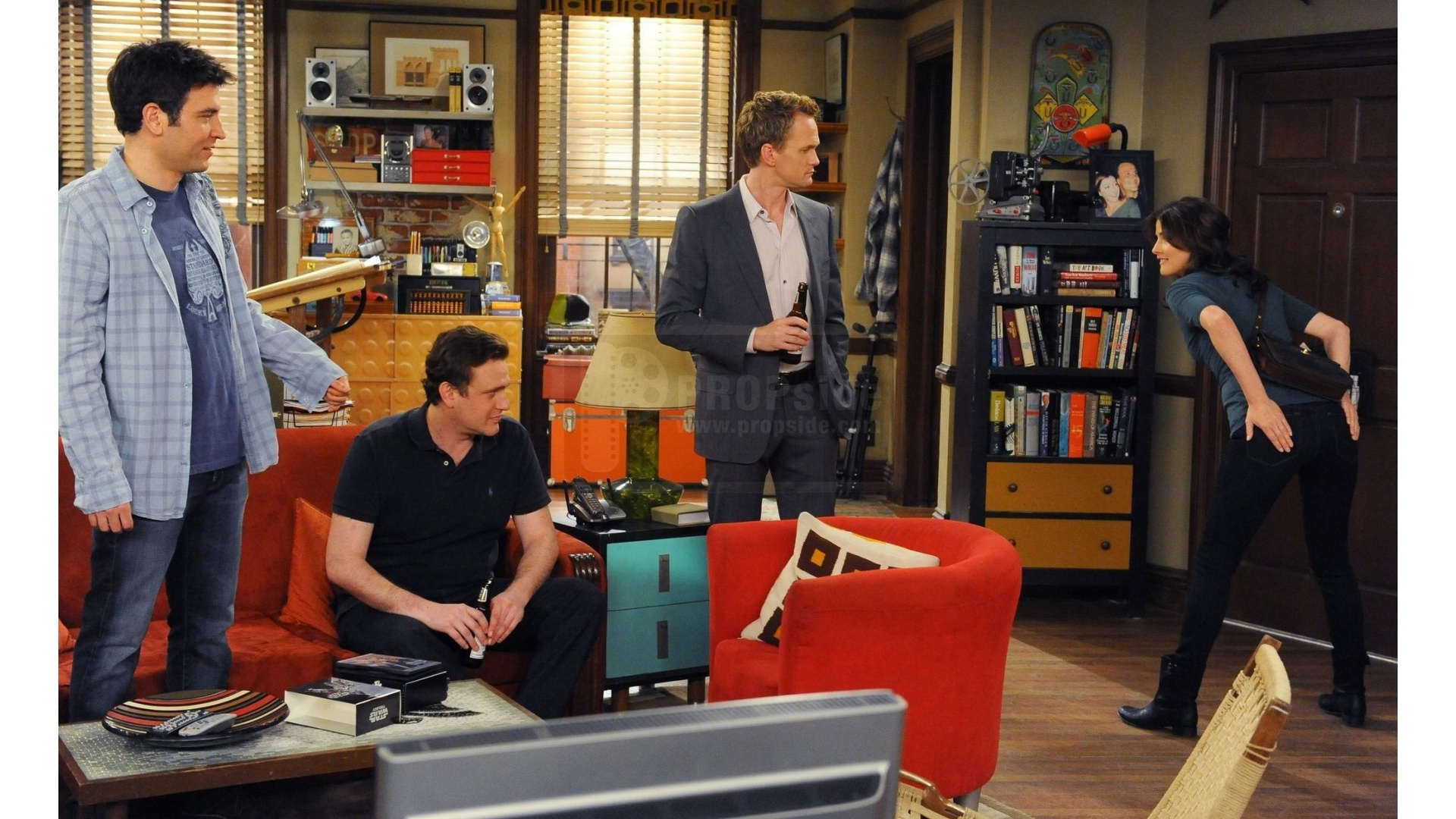 Ted Mosby s Triple Drawer Organizer How I Met your Mother TV