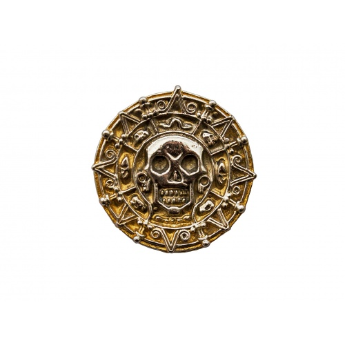 Cursed Aztec Gold Coin