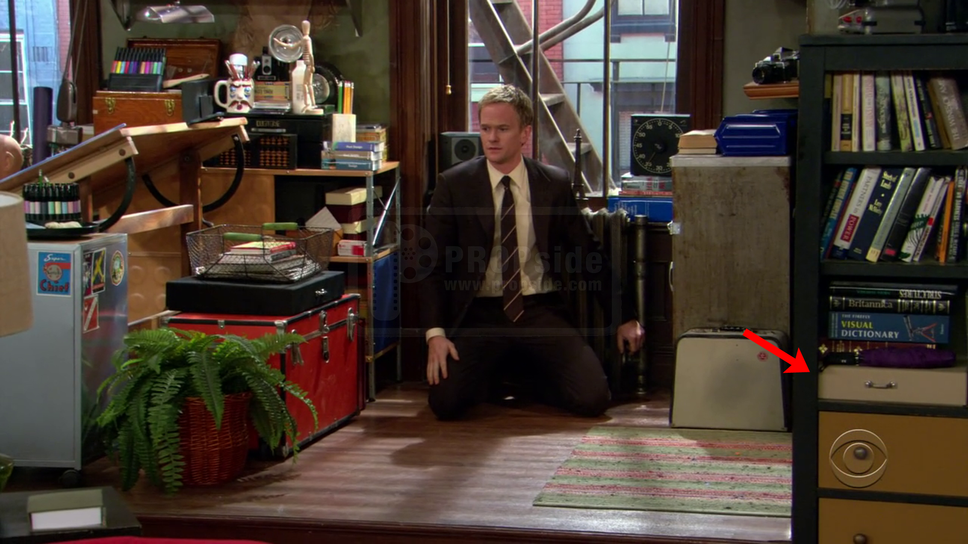 Ted Mosby s Single Drawer Organizer How I Met your Mother at