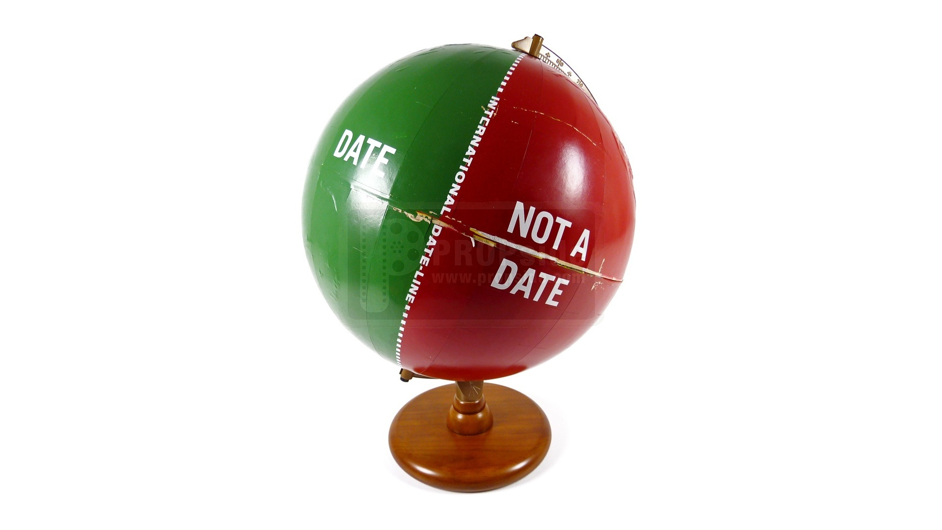 Barney Stinson\'s Date Line Globe - How I Met your Mother at PROPside.com