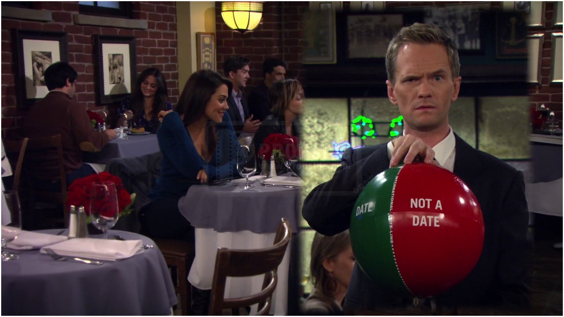 How i met your mother barney dating patrice