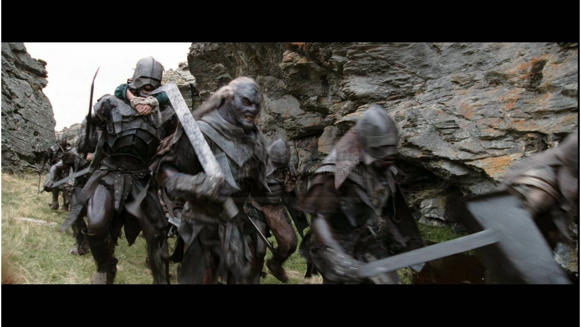 Lord Of The Rings The Fellowship