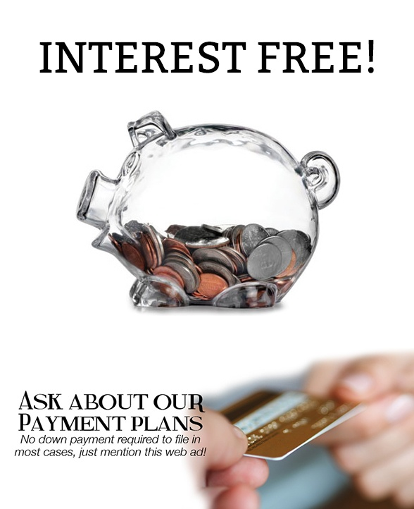 Interest FREE Payment Plans available at PROPside.com!